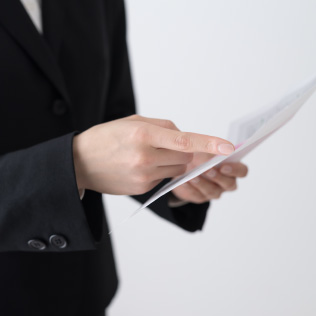 興味のある会社や仕事が見つかったら、求人番号をチェック!